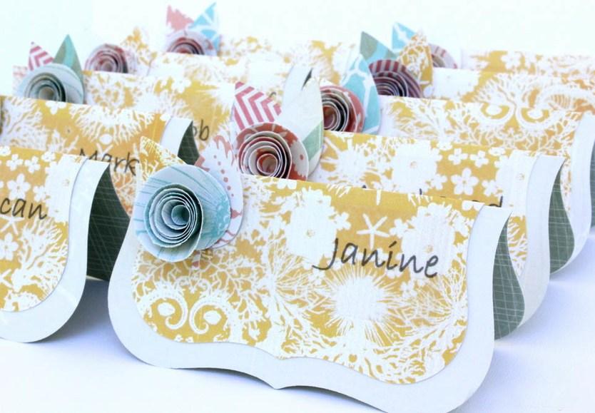 Карточка в букет цветов своими руками